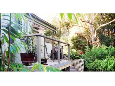Peaceful Studio Bushland Retreat - Narara