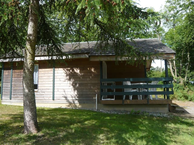 Chalet au Camping Panoramique Ty Provost