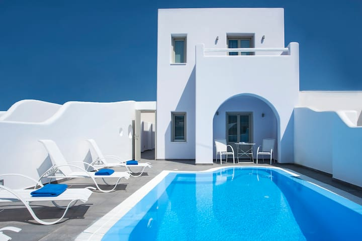 Blue Senses Villas - Santorini - Mesaria - Willa