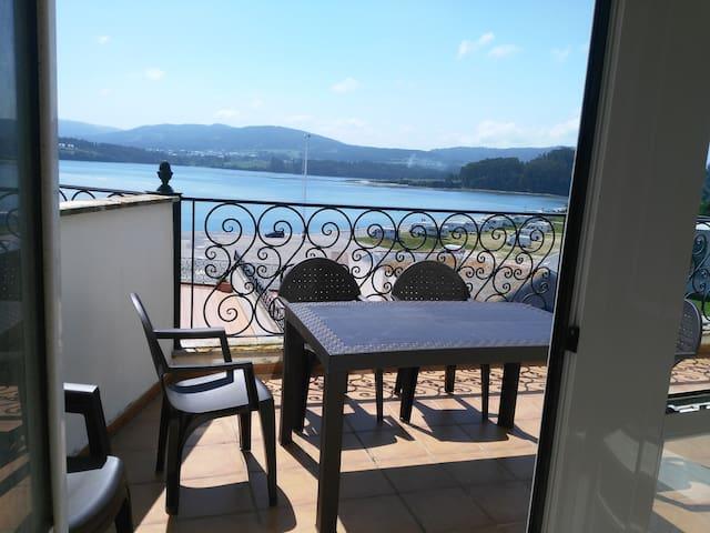 Una terraza de ensueño
