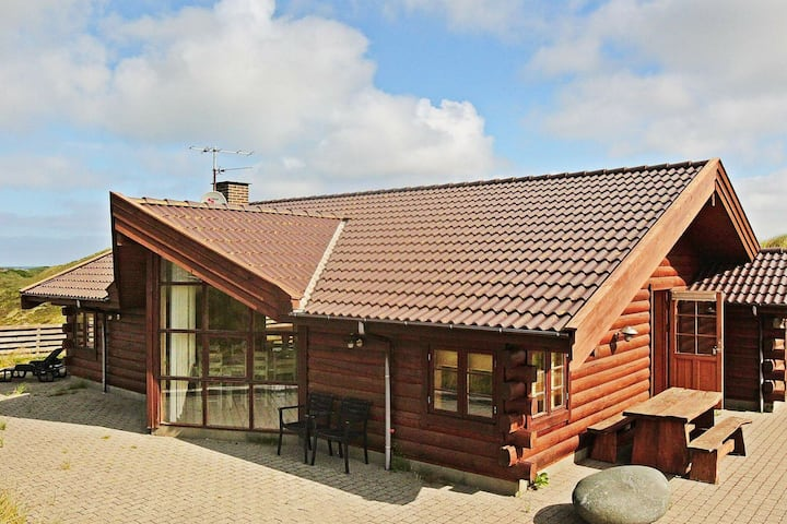 Beautiful Holiday Home in Ringkøbing with Dunes