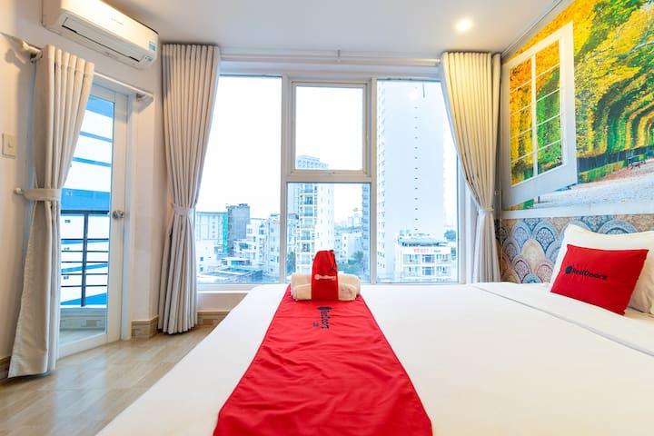 Spacious Room with Breakfast   Sea View   Balcony