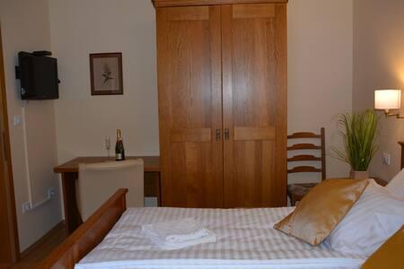 Hotel Alpine, Log pod Mangartom soba 6 +zajtrk
