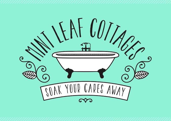 Mint Leaf Cottages, Bruton (SLEEPS 12)
