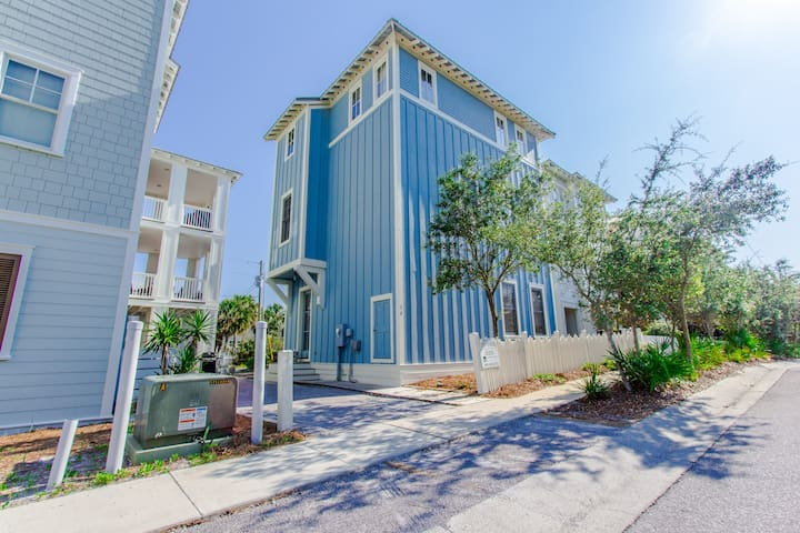 Blue Heaven - Seagrove Beach - House
