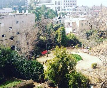 Peaceful & Sunny Flat at the Heart of Jerusalem - Jerusalem