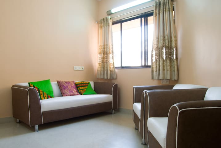 1BHK Apartment - Recently refurbished