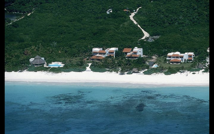 Luxury Beach House Outside of Tulum