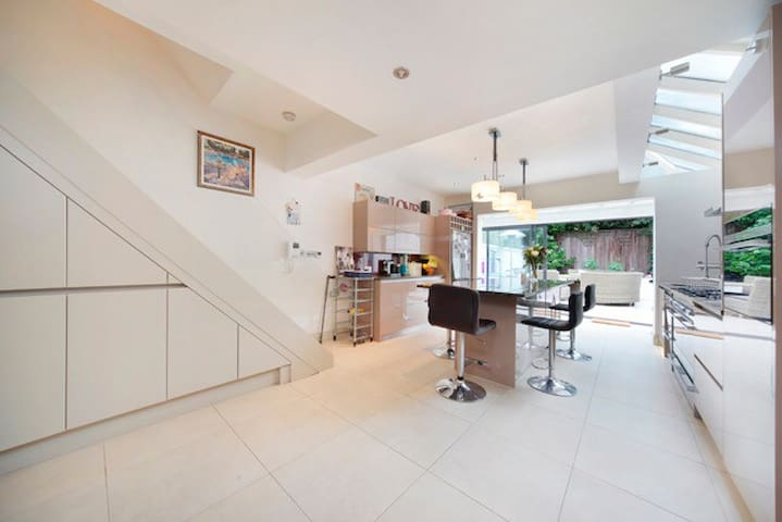 Fantastic double/ensuite central London - London - House