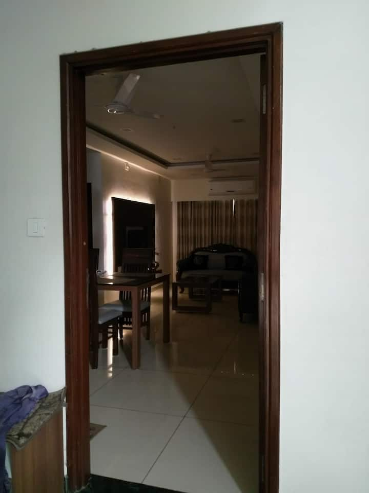 Indra Residency