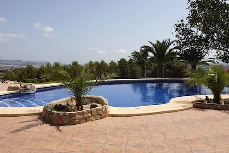 Private self contained stunning views ground floor