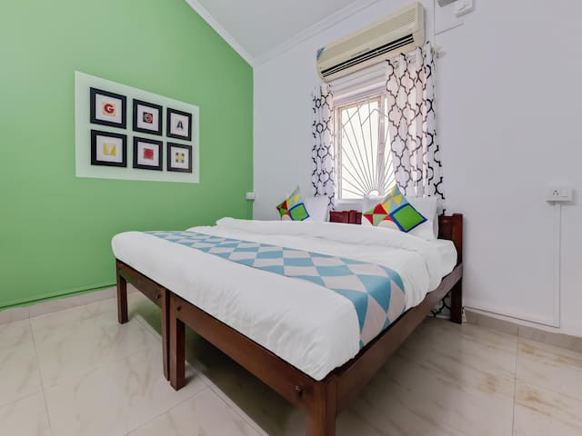 OYO - Classic 2BHK Homestay in Anjuna, Goa - Flash Deal ⚡