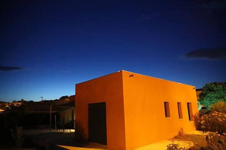 Dans maison de village - La Palme - Dom