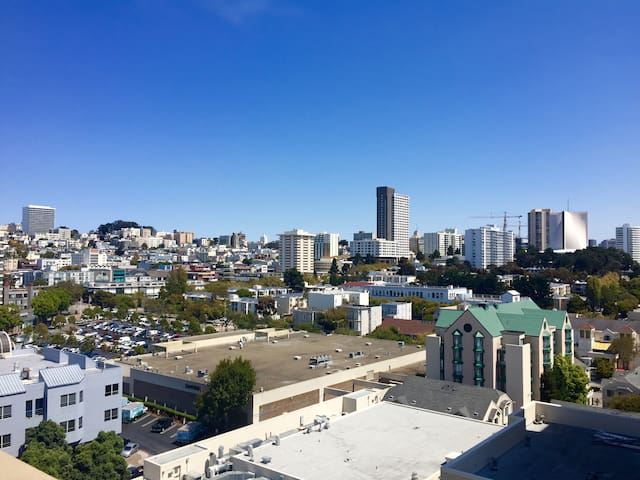 Fillmore District close to EVERYTHING! - San Francisco - Apartament