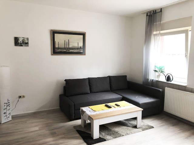 Frisch renoviertes 1,5 Zimmer Apartment