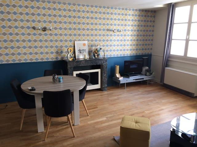 """Appartement """"coup de coeur"""" de 75m2 - Laval - Apartment"""