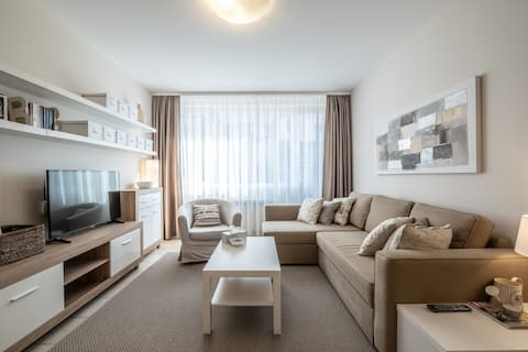Brand New Luxury Spacious 2 BDRM Apt &Free Parking