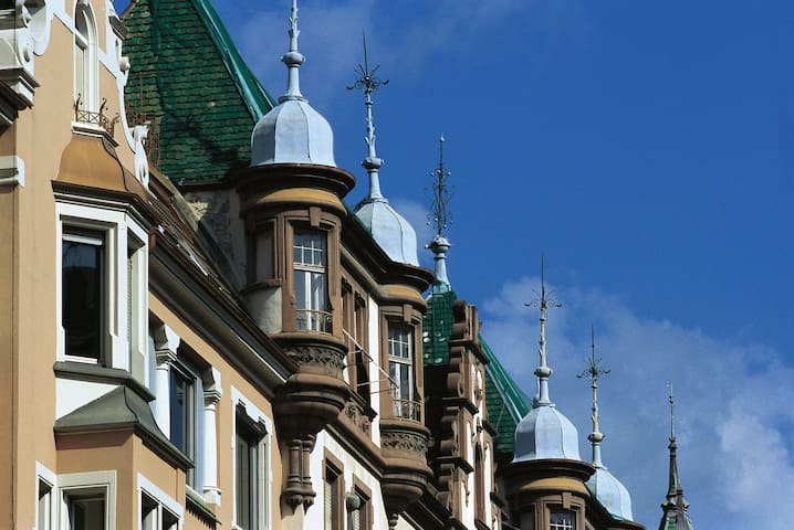 FeWo Bolzano Apartments