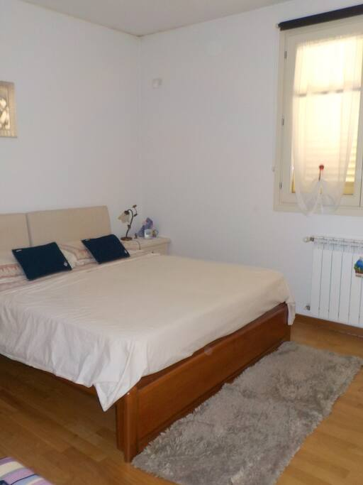Lovely Double room near to the historic center - Bedroom