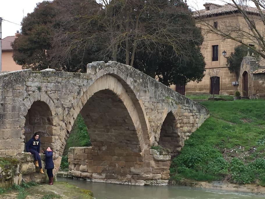 Puente Romano y Priorato