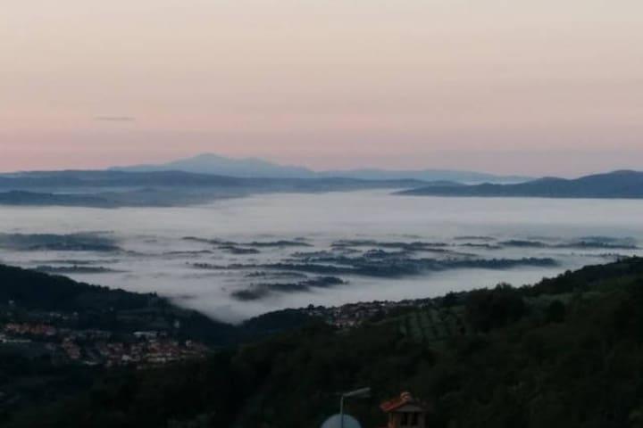 Vacanze in un borgo vero in Toscana