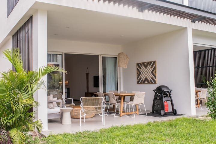 2BR Deluxe Apartment in Trou aux Biches