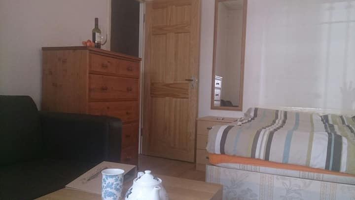 Quite-Comfortable Room-E17 Victoria line