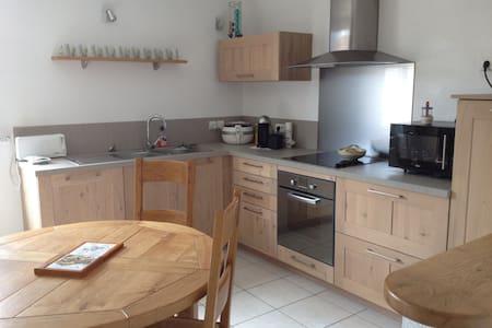 Bel appartement neuf, tout confort - Châtenois-les-Forges - Appartement