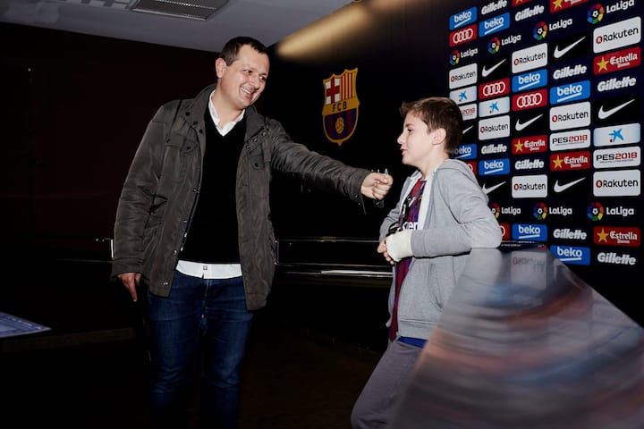 Being a Barça player is not that easy!