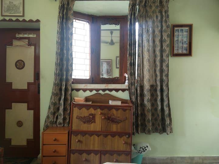 The Kotha Basant Room at Himalayan Homestay