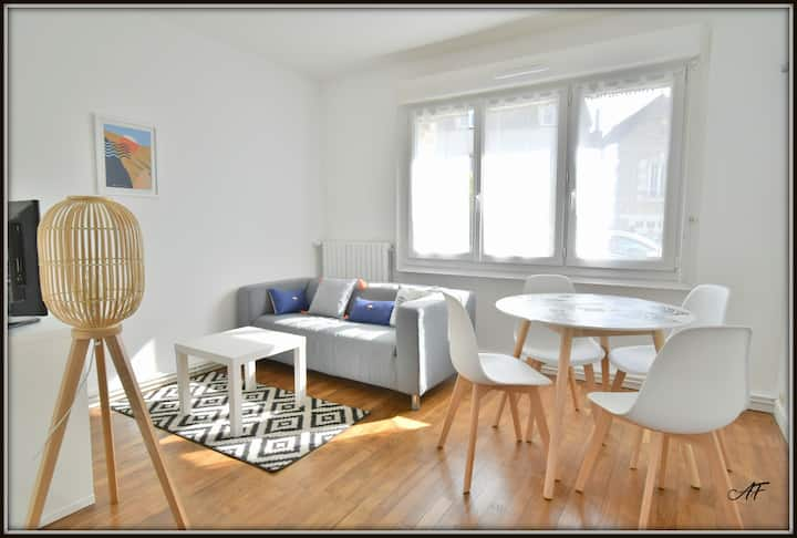 Appartement T3 (2 chambres) Chateaugiron/St Hélier