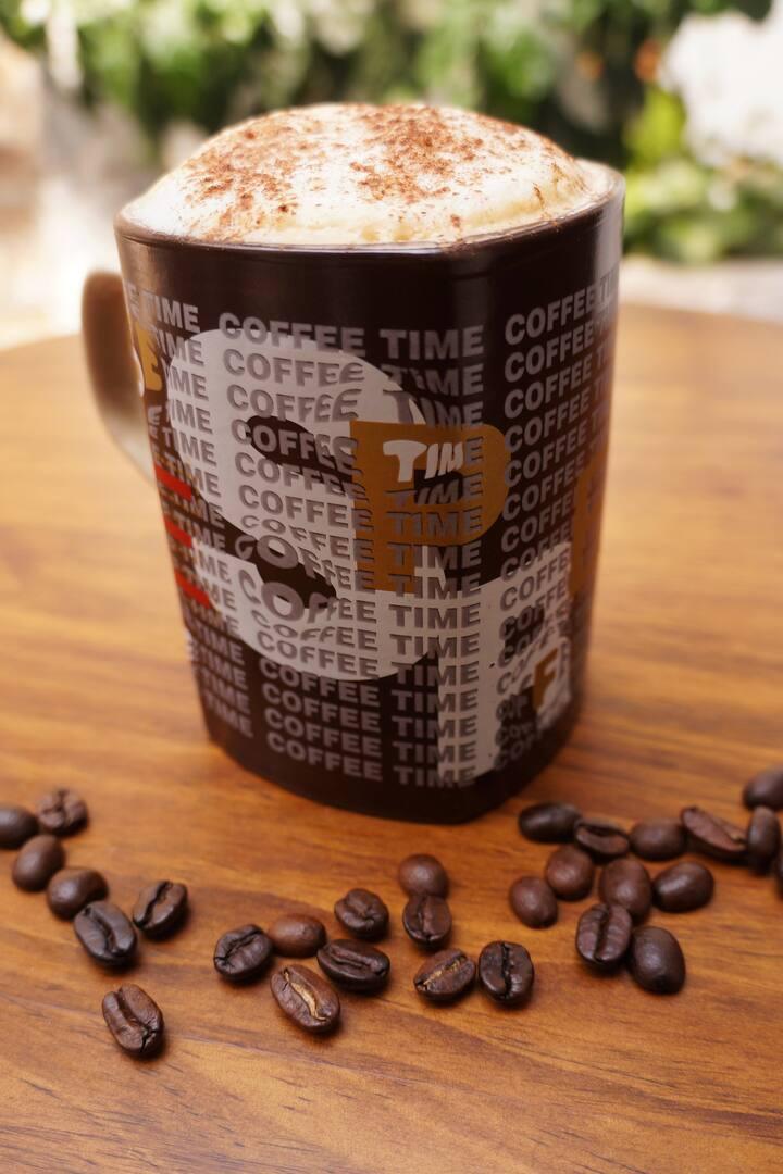Cappuccino de la experiencia