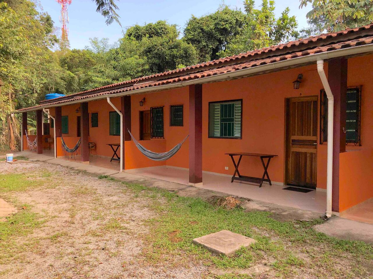 Vista Geral das Casas.