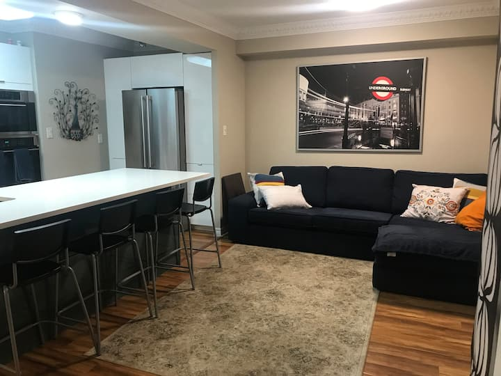 Monthly Rental - Furnished North York Condo