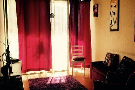 Habitación en departamento céntrico - San Miguel  - Apartemen