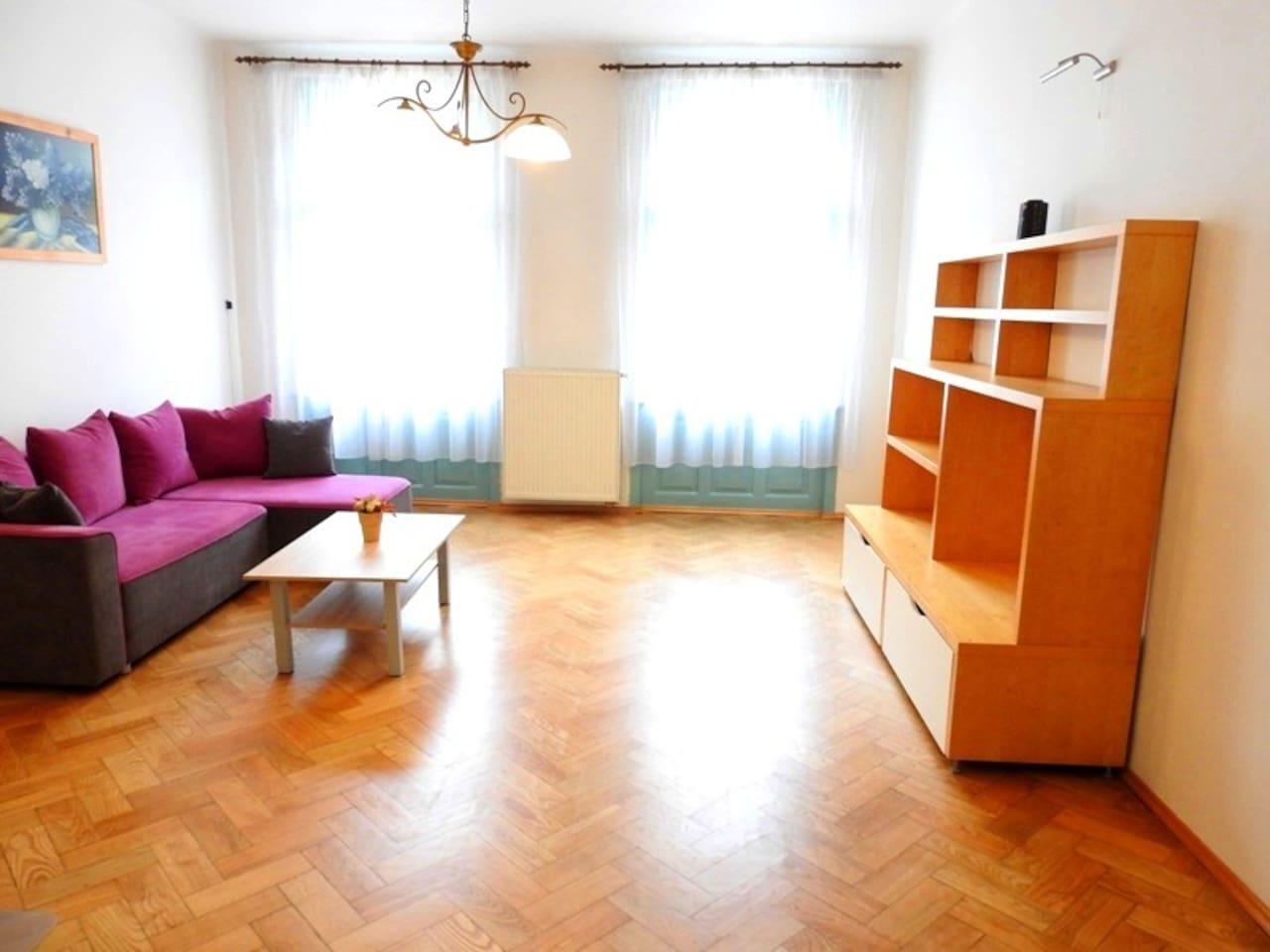 Living room or bedroom