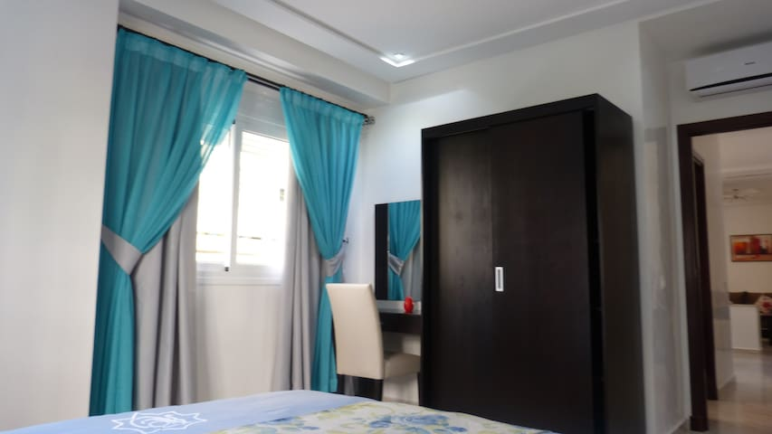 APPARTEMENT CENTRE VILLE TANGER