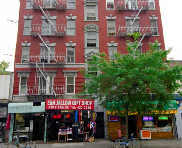 Cute little apartment in East Village !