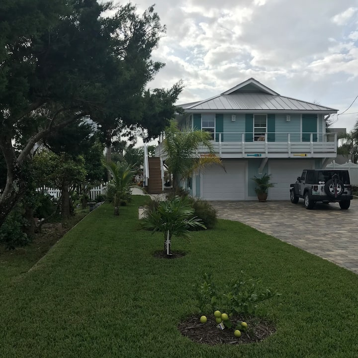 Vilano Beach Bungalow