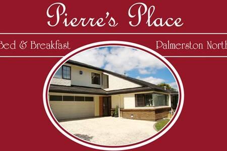 Pierre's Place - Palmerston North