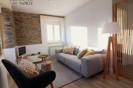 Apartamento nº2 - Puerto Norte en Puerto de Vega