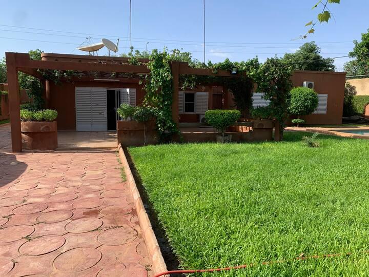 Villa au centre de Niamey