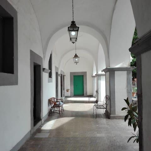 Meta di Sorrento - Soggiorno Pollio