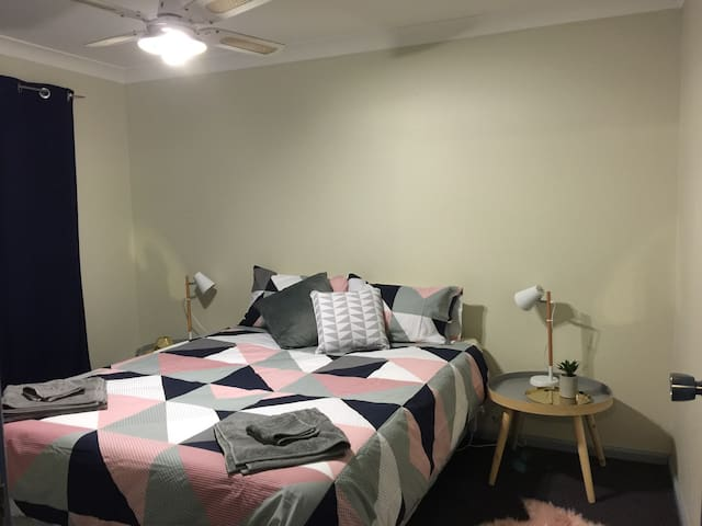 Spacious 1BD furnished room for bnb
