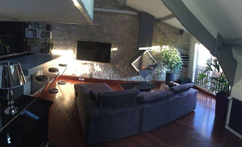 Chambre indépendante tout confort - Reims - Lägenhet