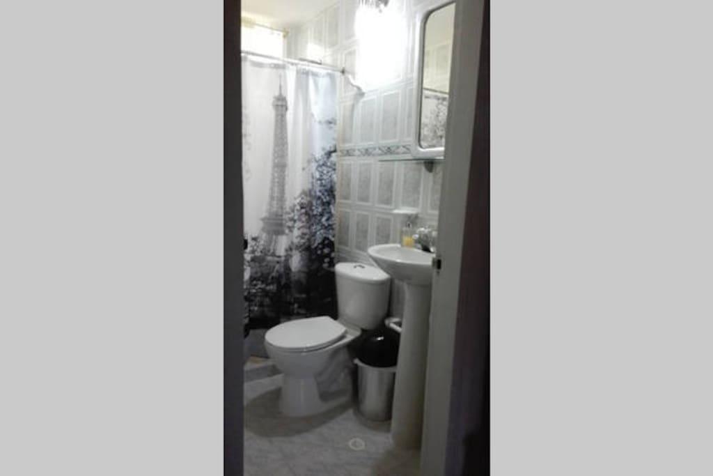 Bathroom Apartment 102