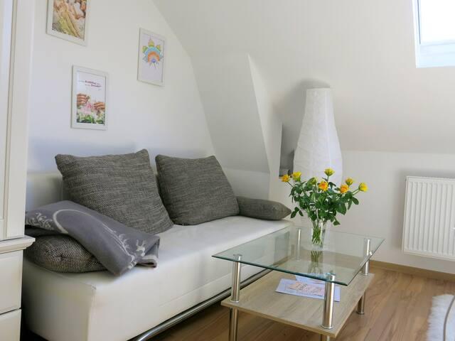 Wunderschöne, helle und zentral gelegene Wohnung! - Würzburg - Apartment