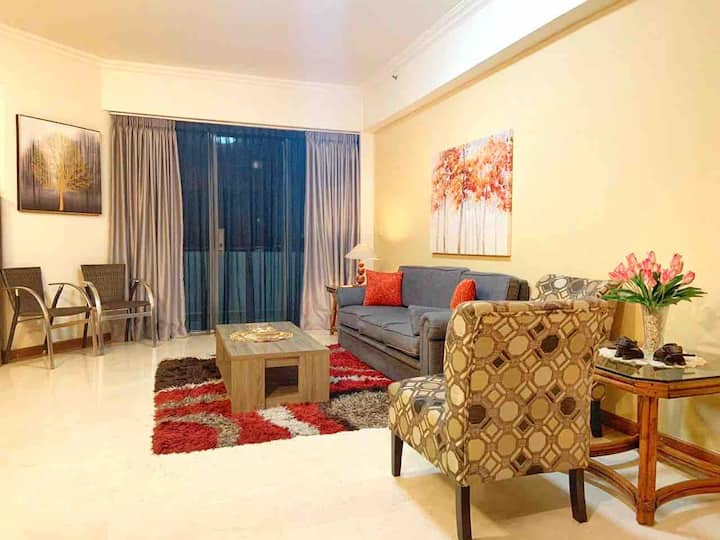 3BR Apartment of Puri Casablanca Residence