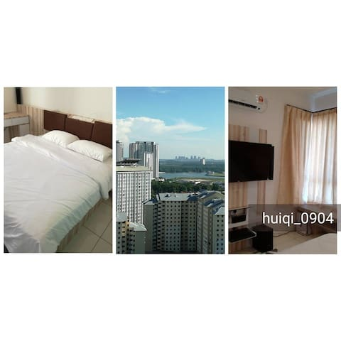 Hotel suites for short stay in JB- Epic Apartment