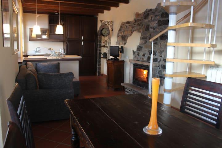 Appartamento in paese Lanzo
